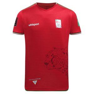 لباس قرمز تیم ملی ایران