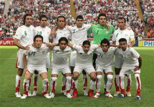لباس تیم ملی ایران 2006