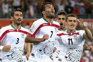 لباس تیم ملی ایران